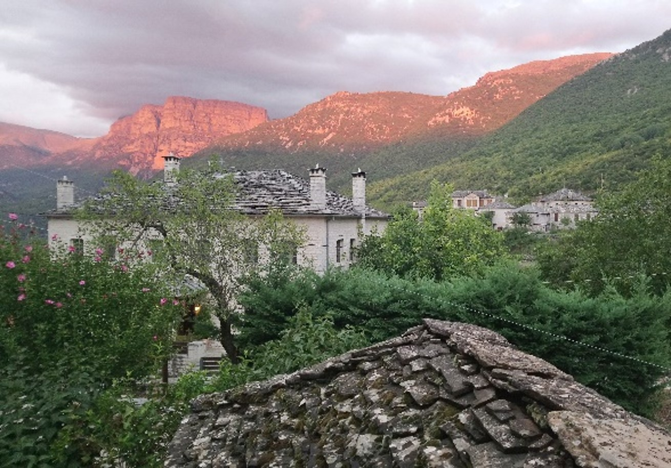 זאגוריה (Zagoria)- המקום שמעבר להרים...