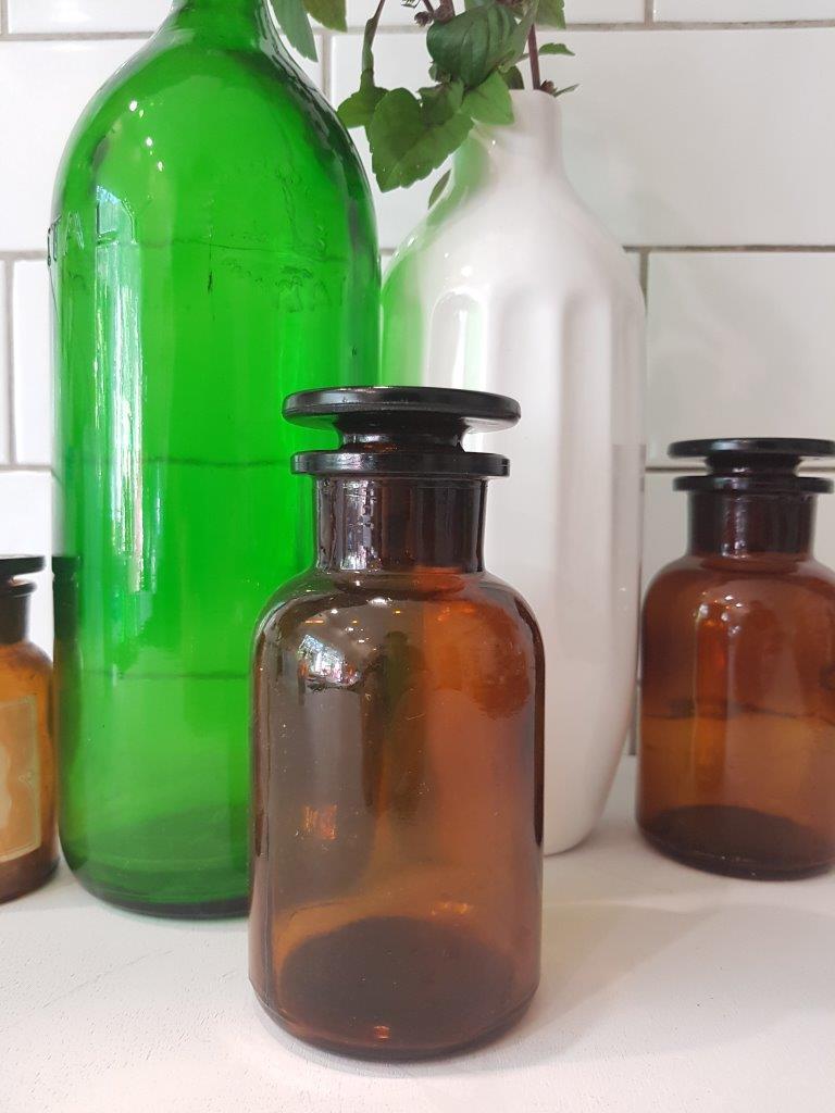 בקבוק זכוכית KRISTALY