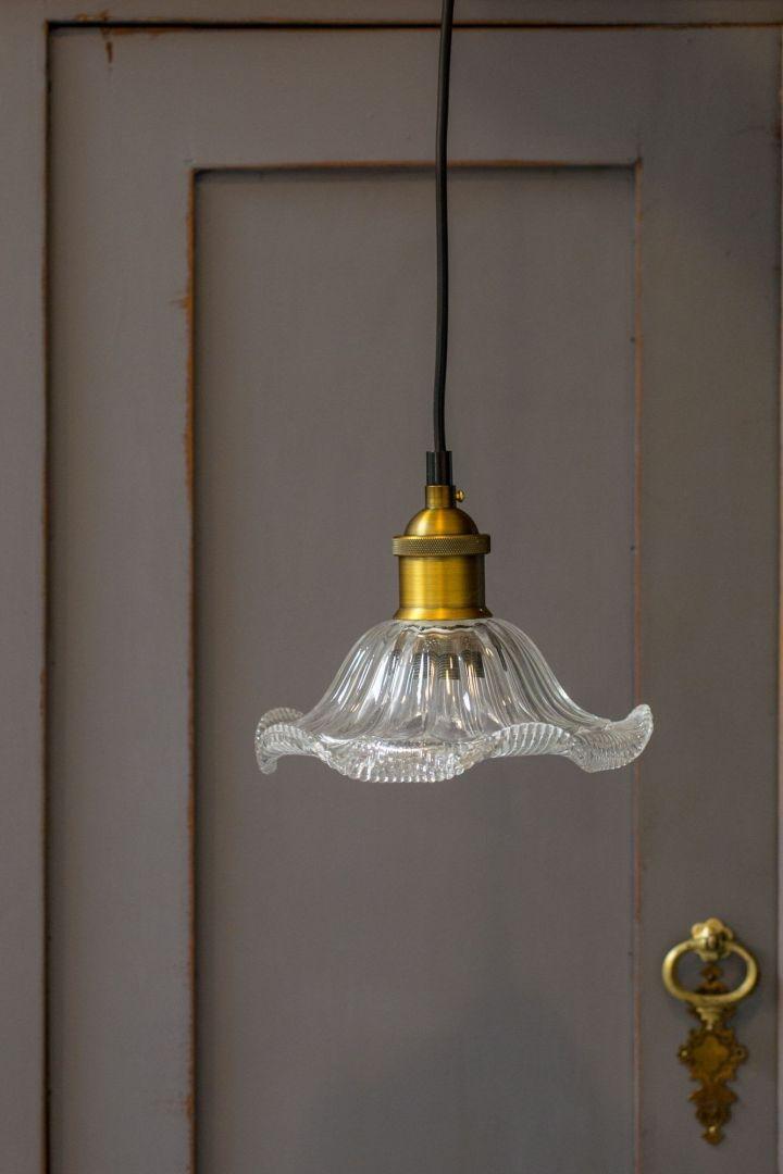 מנורת תליה מתנפנפת מודרנית
